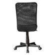 Techni Mobili Executive 9300B Mesh Office Chair in Black