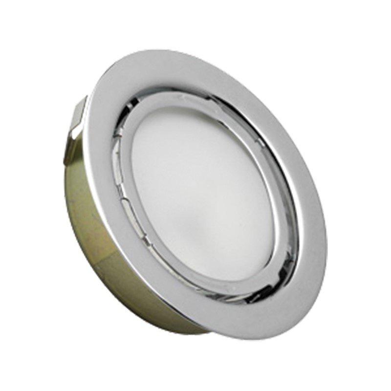 Thomas Lighting Aurora 1 Light Recessed Disc Light in Chrome (A710DL/30)