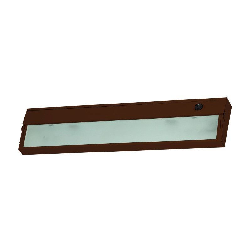 Thomas Lighting Aurora 2 Light Under Cabinet Light in Bronze (A217UC/15)