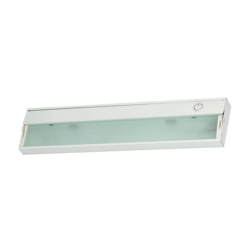 Thomas Lighting Aurora 2 Light Under Cabinet Light in White (A017UC/40)