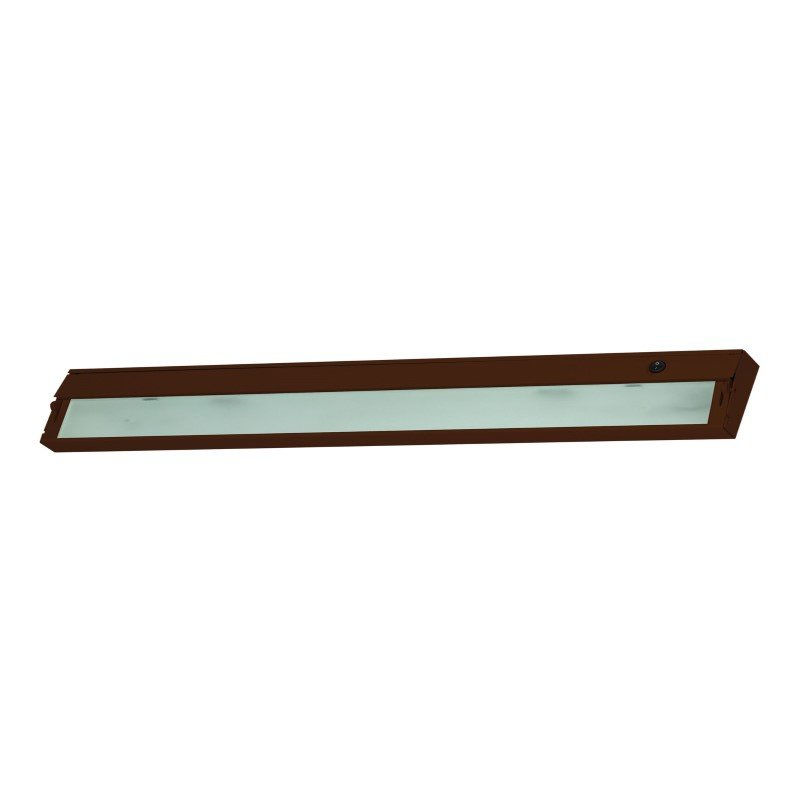 Thomas Lighting Aurora 6 Light Under Cabinet Light in Bronze (A048UC/15)