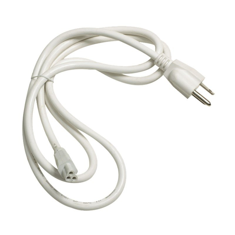 Thomas Lighting Aurora Cord And Plug in White (A340LL/40)