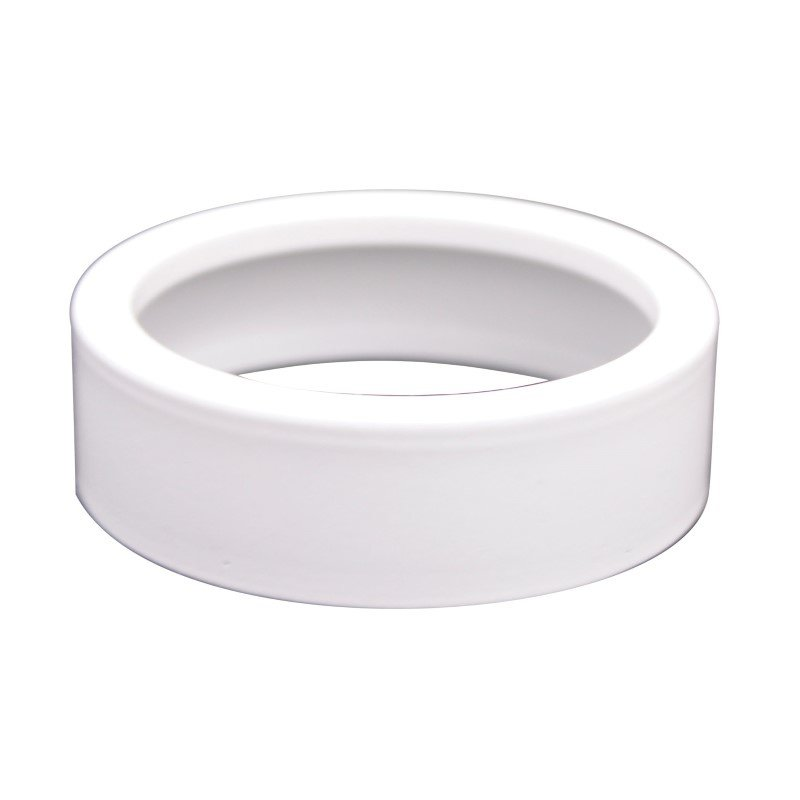 Thomas Lighting Aurora Surface Mount Collar in White (A711DL/40)