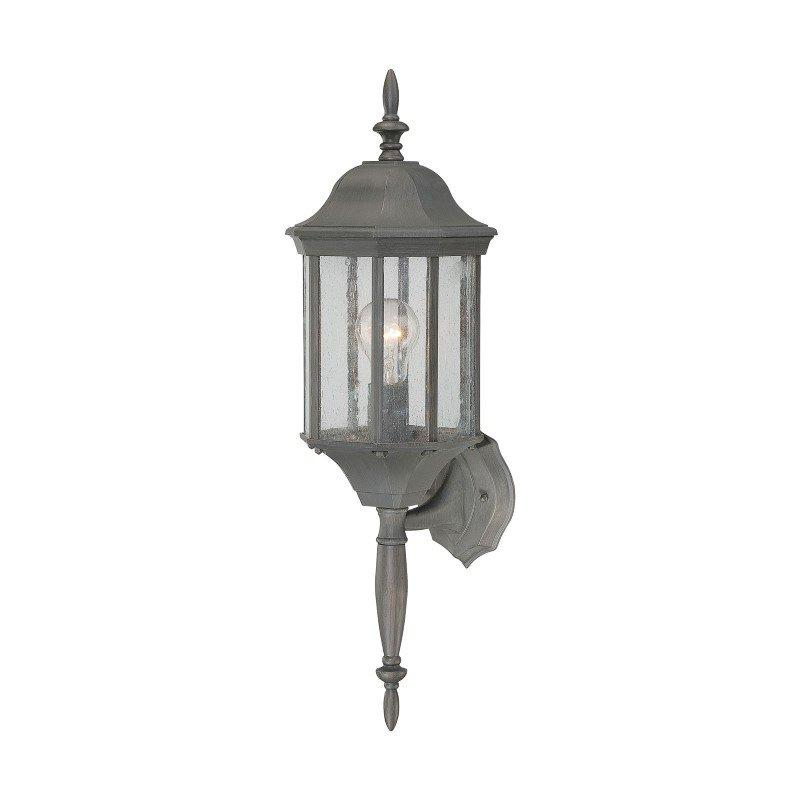 Thomas Lighting Hawthorne 1 Light Wall Lantern in Painted Bronze (SL945163)