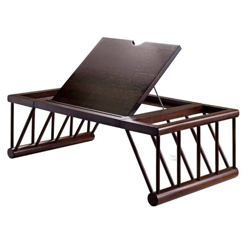 Winsome Wood Cambridge Lap and Bed Desk in Brown
