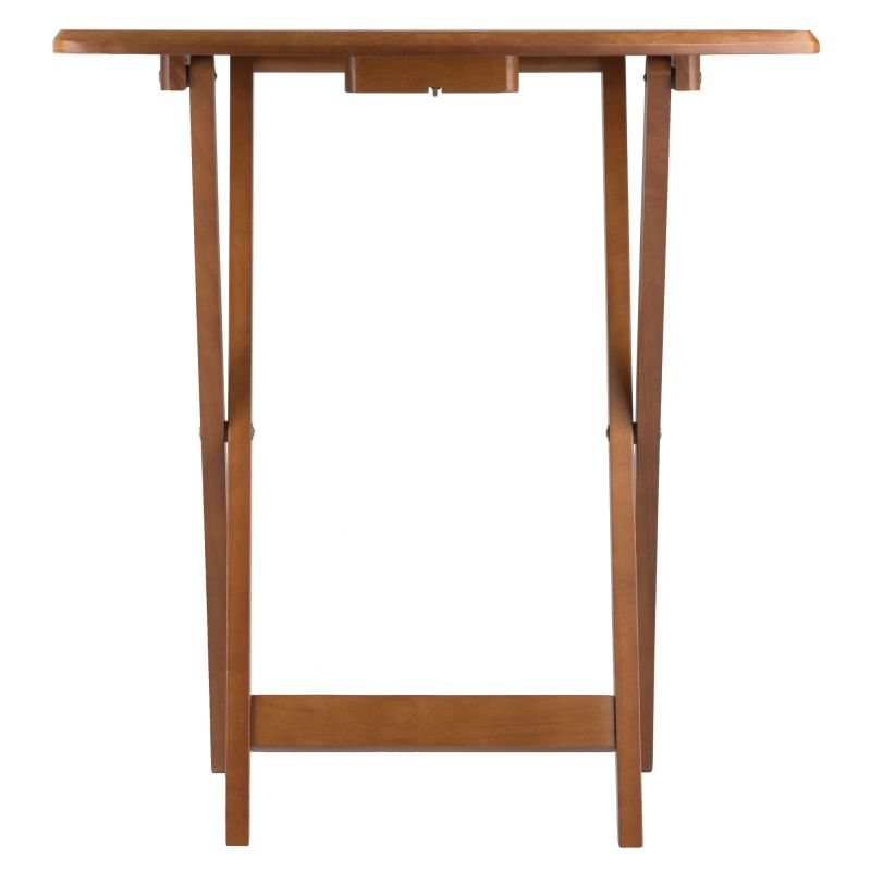 Winsome Wood Dylan 5pc Oversize Snack Table Set (33517)