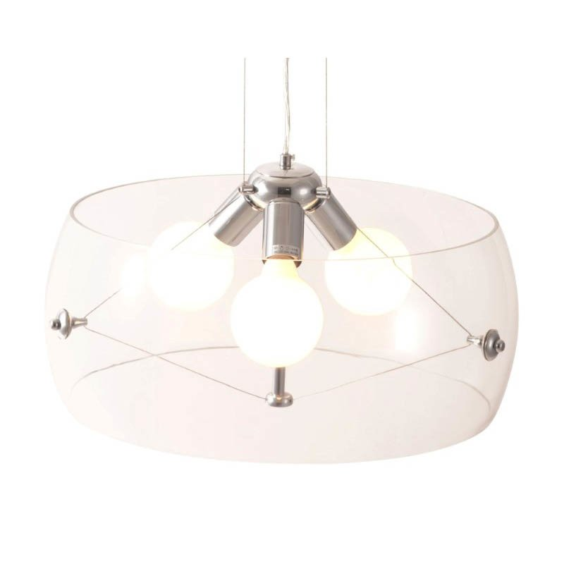 Zuo Asteroids Ceiling Lamp in Clear