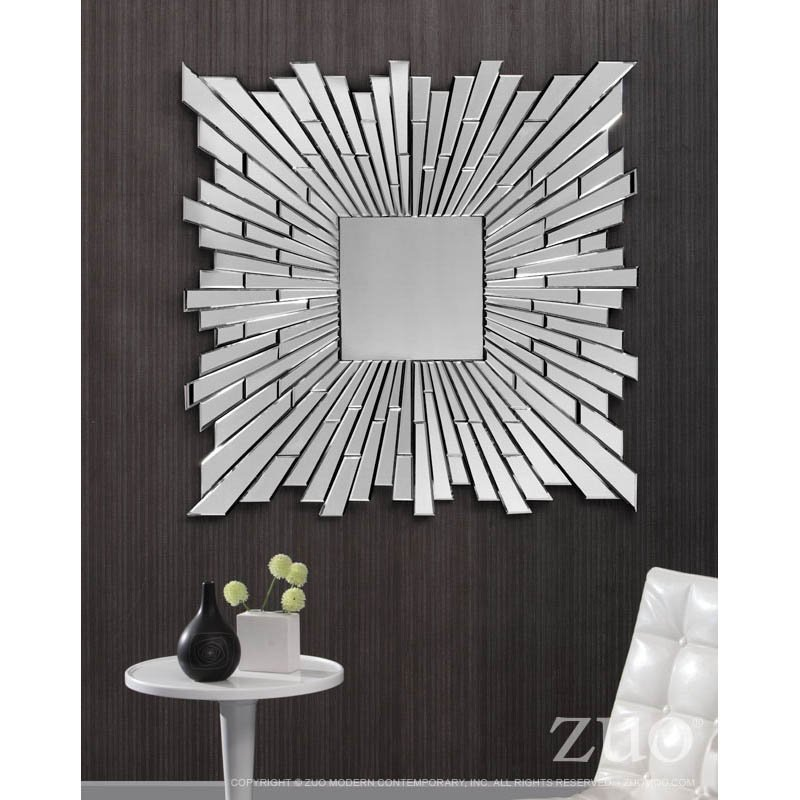 Zuo Bang Mirror in Clear