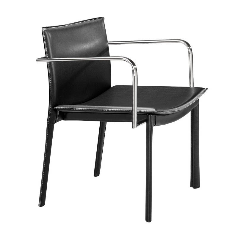 Zuo Gekko Conference Guest Chair in Black