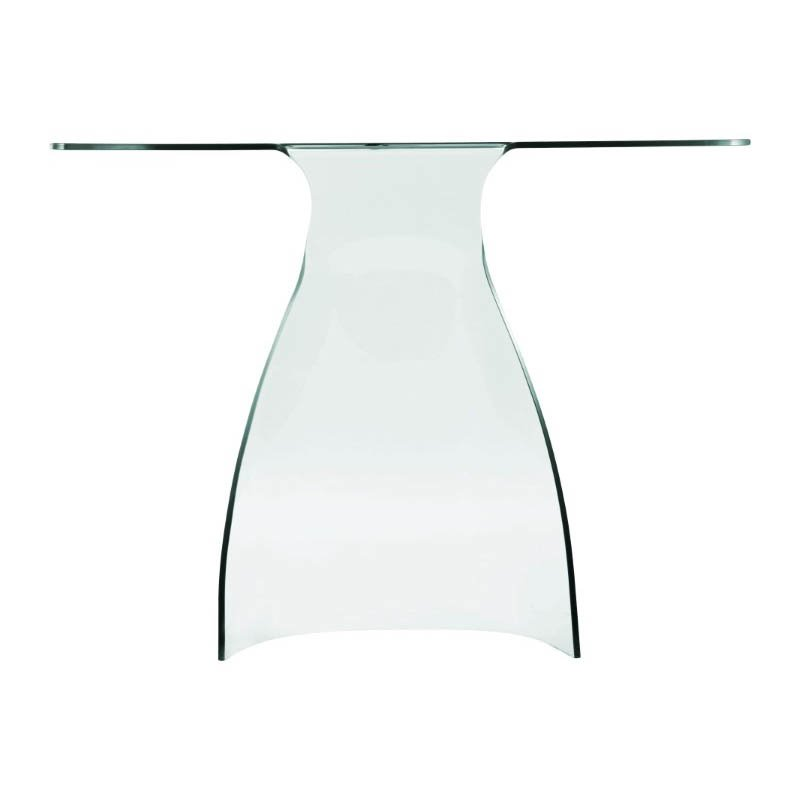 Zuo Quest Console Table in Clear