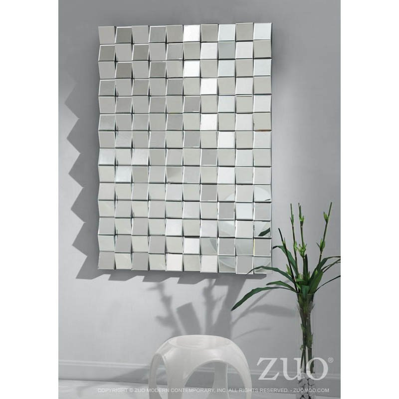Zuo Reflect Mirror in Clear