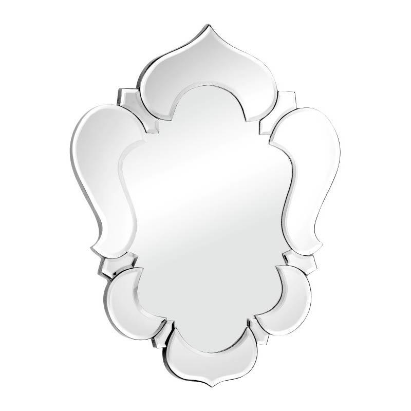 Zuo Vishnu Mirror in Clear