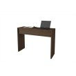 Accentuations by Manhattan Comfort Lazio Classic Secretary Desk in Tobacco