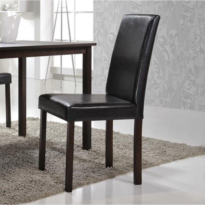Baxton Studio Andrew Modern Dining Chair (Set of 2)