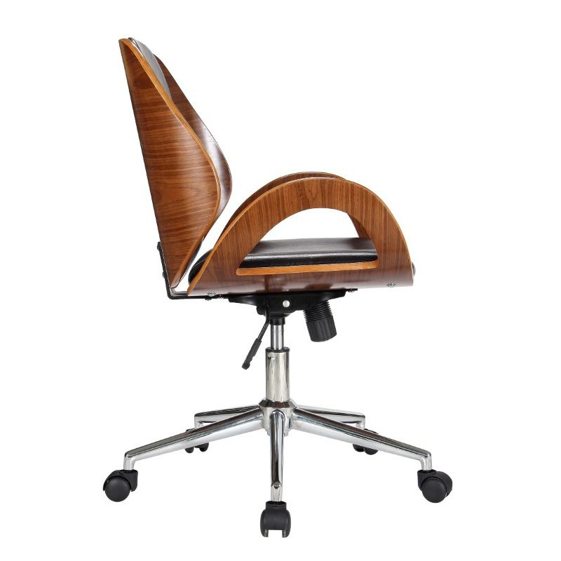 Boraam Riko Desk Chair in Brown