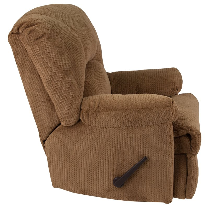 Flash Furniture Contemporary Feel Good Camel Microfiber