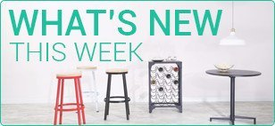 What's new this week.