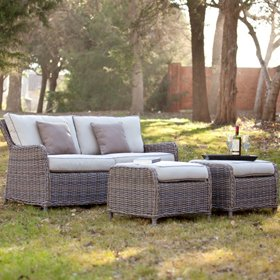 Patio Sofas & Sets
