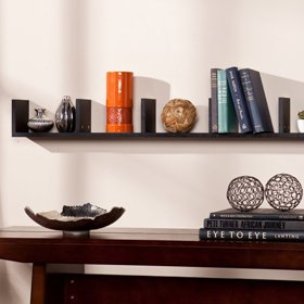 Wall Display Shelves